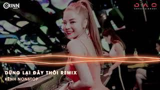 Anh Mệt Rồi x Thế Thái Remix | NONSTOP Vinahouse Nhạc Trẻ DJ Việt Remix 2021 Mới Nhất Hiện Nay
