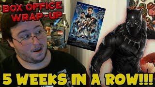 Black Panther is KING for 5th Time in a Row! - Box Office Wrap-Up (March 16th-18th)