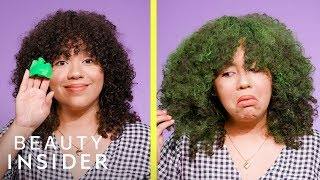 I Tried Four Temporary Hair Dyes That Change Your Hair Color In Seconds
