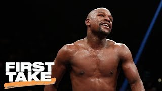 Stephen A. Smith Says Public Wants To See Mayweather Lose To McGregor   First Take   June 15, 2017