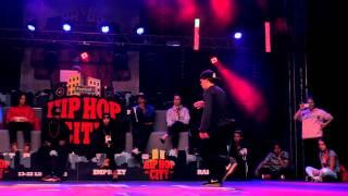 Ćwierćfinał All Styles 1vs1 - Kaczorex vs Patryk | Hip-Hop City |