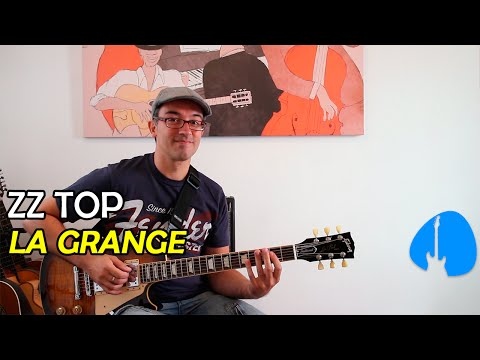 Riffs de Guitarra - La Grange - ZZ Top