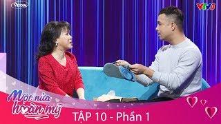 MỘT NỬA HOÀN MỸ   tập 10 - P1   Trương Thế Vinh đi cua gái tặng đôi dép Lào