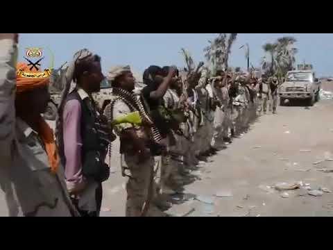 زيارات المعايدة لأبطال حراس الجمهورية في الحديدة