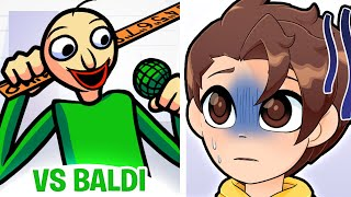 Glitch vs. BALDI... (Friday Night Funkin')