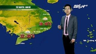 (VTC14)_ Thời tiết 12h ngày 26.04.2017