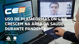 Uso de plataformas on-line crescem na área da saúde durante pandemia