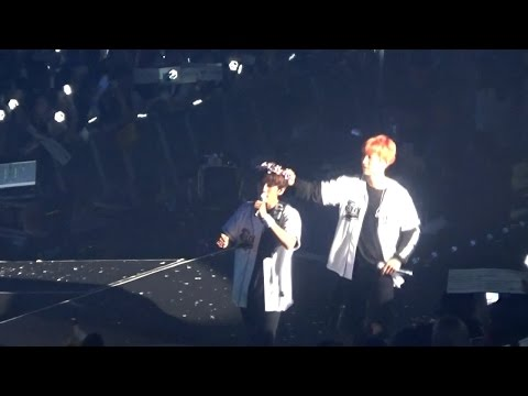 160729 THE EXO'rDIUM CHANYEOL&BAEKHYUN CUT