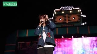 Soobin Hoàng Sơn hát live 'Phía Sau Một Cô Gái