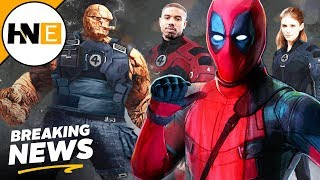 The Fantastic Four Cameo Cut from Deadpool 2 REVEALED