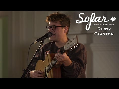 Rusty Clanton - Novels | Sofar London