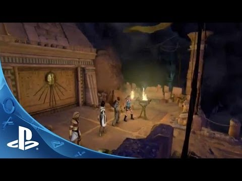 Lara Croft and the Temple of Osiris Trailer