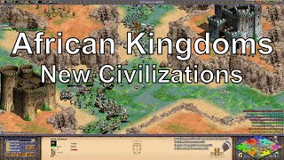 """Aoe2 HD: """"African Kingdoms"""" – Are the New Civilizations Balanced?"""