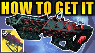 Destiny 2: How to get the OUTBREAK PERFECTED! | Exotic Quest Guide