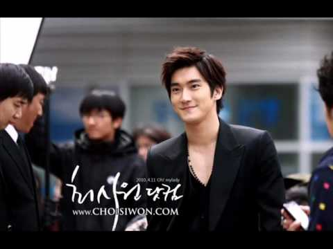 choi siwon-cant stop love you.mp4