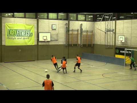 Hamburg Panthers - SV Curslack-Neuengamme (Finale, EasyFitness-Cup 2015) - Spielszenen | ELBKICK.TV