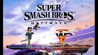 Super Smash Bros Ultimate E3 2018 Trailer -Everyone is Here!