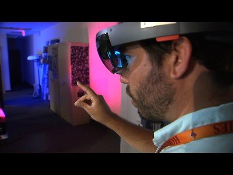 Newport News Shipbuilding Explores HoloLens