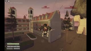 Attack on Titan Last Breath with PERFECT ODM GEAR