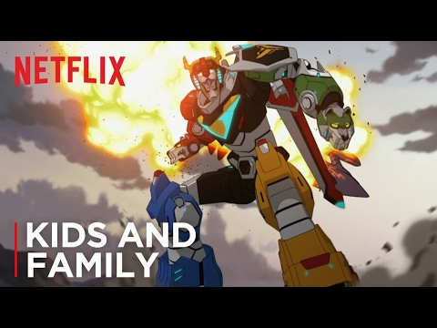Voltron: Legendary Defender'