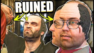 GTA V chaos mod completely ruins the game