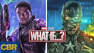 25 New Avengers We Will See In Marvel's What If