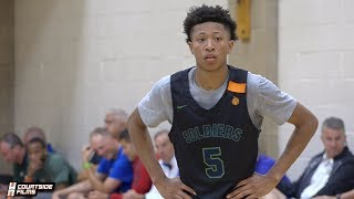 Boogie Ellis Highlights From the Peach Jam! One of the Biggest Stock Risers of July!