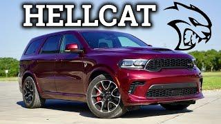 2021 Dodge Durango SRT HELLCAT | Quick Look, Exhaust, Launch Control, & DRIVE