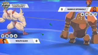 2020 Pokémon Players Cup 2 VGC Global Finals L2 - Wolfe Glick vs Markus Sponholz