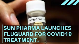 Sun Pharma launches FluGuard for covid treatment at rs.35 ..