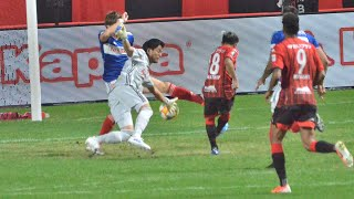 [chanathip goal] チャナティップ スルーパスに反応し2019年初ゴール 北海道コンサドーレ札幌vs横浜F・マリノス(2019.4.20)