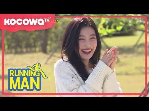 [Running Man] Ep 376_Joy's 'Slapping' Dance