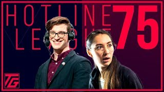 Can TL beat IG? What does NA success look like? G2 vs SKT? | Hotline League 75
