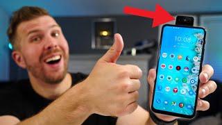 Asus Zenfone 6 Review - Flip Up Camera GAME CHANGER!