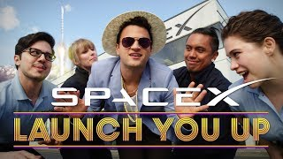 SpaceX Launch You Up (Uptown Funk Parody)