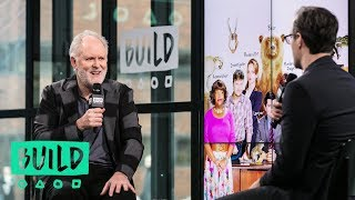 "John Lithgow Discusses His NBC Show, ""Trial And Error"""