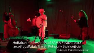 HuRaban - HuRaban live in FAMA Festival 2018