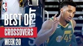 NBA's Best Crossovers   Week 20