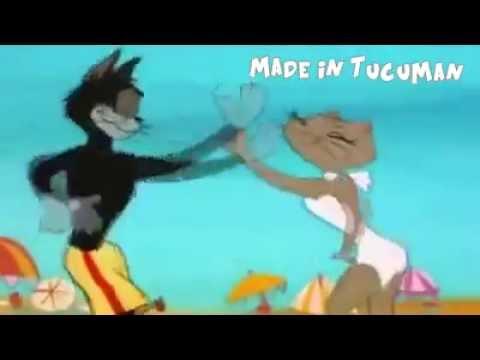 Tom y Jerry bailando cumbias tucumanas