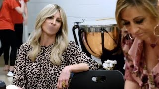Ashley & Joanne Fight Before Competition | Dance Moms | Season 8, Episode 12