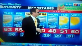 "Charron ""CTV"" Interview + Weatherman Freestyle"