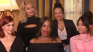 Niecy Nash Brings Out the 'Claws'