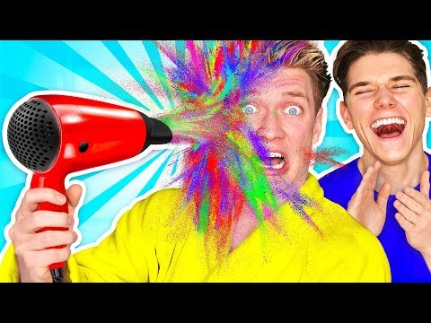 Best DIY Prank Wins $10,000 Plus How To Do Funny Magic Tricks & Slime vs Food Challenge