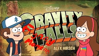 Gravity Falls Funny Moments | Season 1