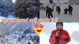 Uttarakhand tourist place Auli|औली कैसे घूमें|auli tour 2019 information