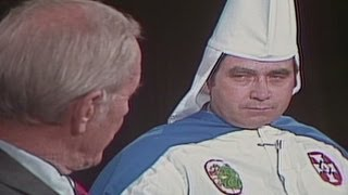 1982: Grand Wizard defends KKK policy on segregation