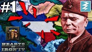 101 WAYS TO BREAK HOI4 [1] Non-Aligned Yugoslavia - Hearts of Iron IV