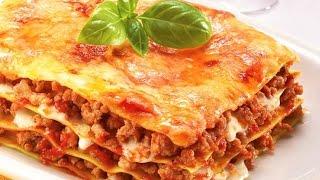 Easy Beef Lasagna | One Pot Chef