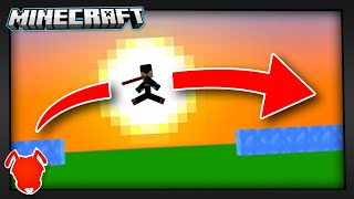 Longest Possible Jump in Minecraft?!