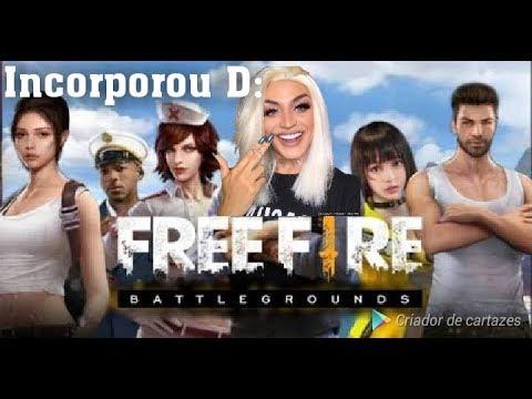 Pabllo Vittar invita a sus seguidores a jugar Free Fire